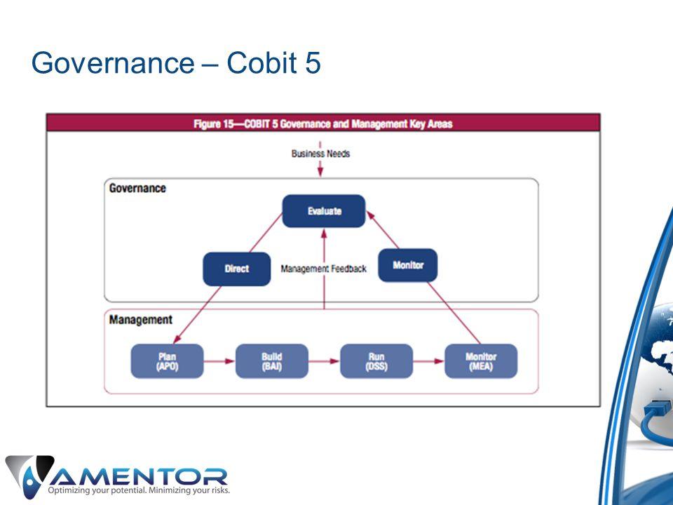 Governance – Cobit 5
