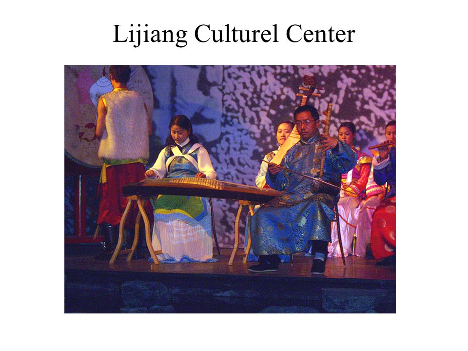 Lijiang Culturel Center
