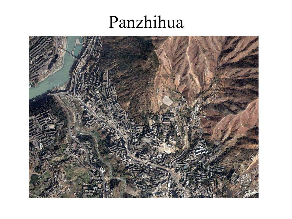Möte med Panzhihuas ledare