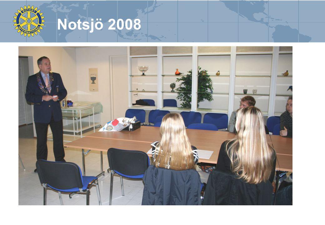 Notsjö 2008