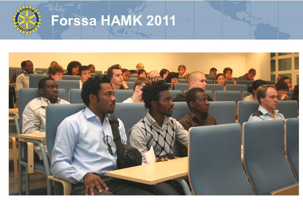 Forssa HAMK 2011