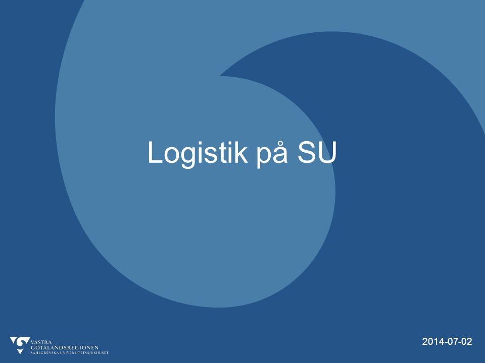 2014-07-02 Logistik på SU