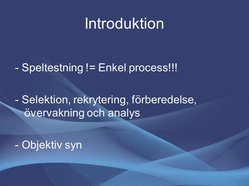 Bakgrund – Data Mining -Klassificering -Regression -Tekniker -ANN -Beslutsträd – Fuzzy Logic
