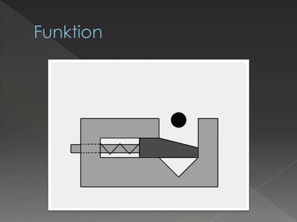  Låses automatiskt vid stängning  Mindre känslig för acceleration i vertikalled  Klick vid låsning  Endast ett steg vid upplåsning
