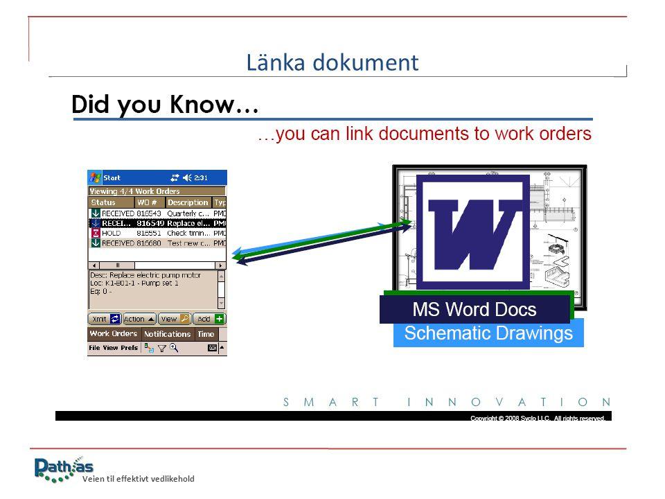 Veien til effektivt vedlikehold Länka dokument