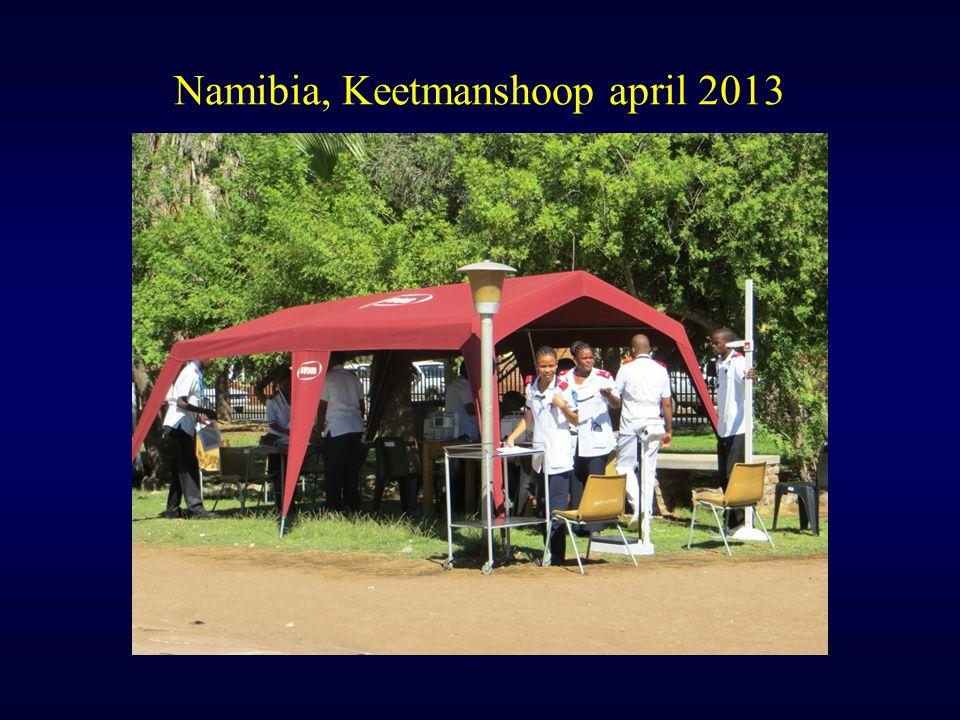 Namibia, Keetmanshoop april 2013