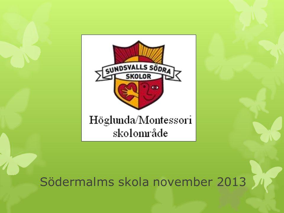 Södermalms skola november 2013