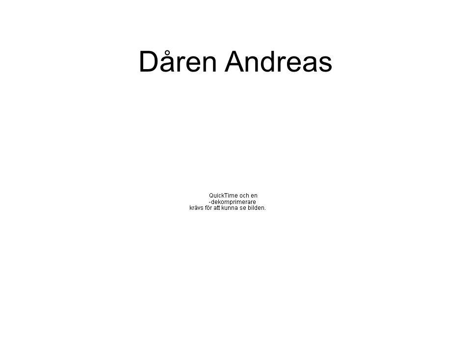 Dåren Andreas