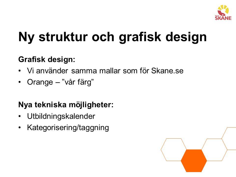 Nytt namn Vårdgivare i Skåne Webbadress: http://vardgivare.skane.sehttp://vardgivare.skane.se Information om namn och webbadress görs vid lanseringen i december.