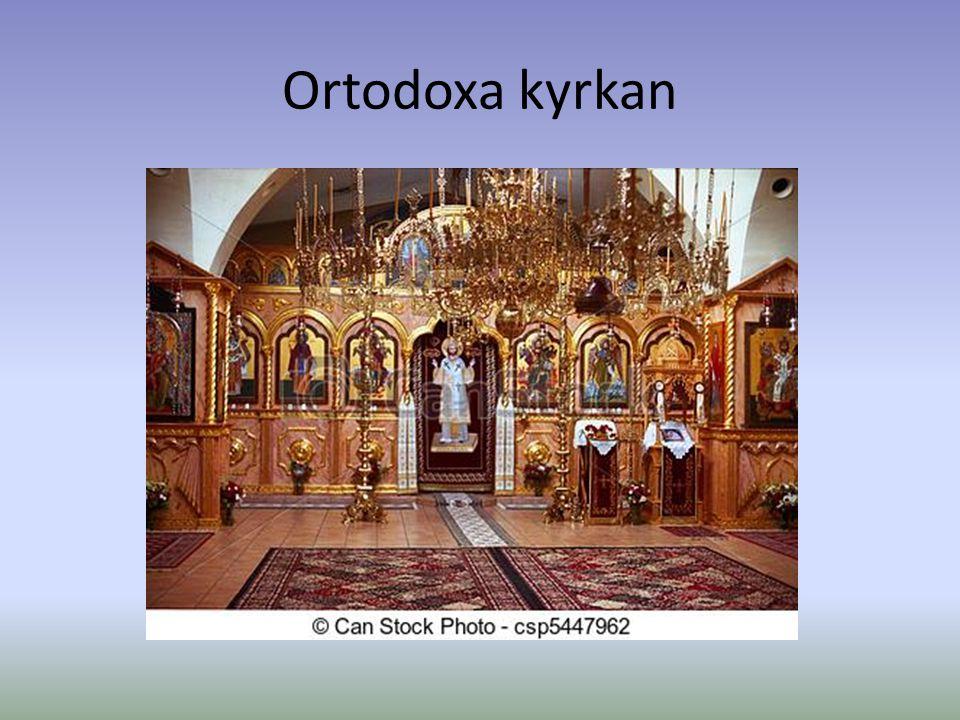 Protestantiska kyrkan.