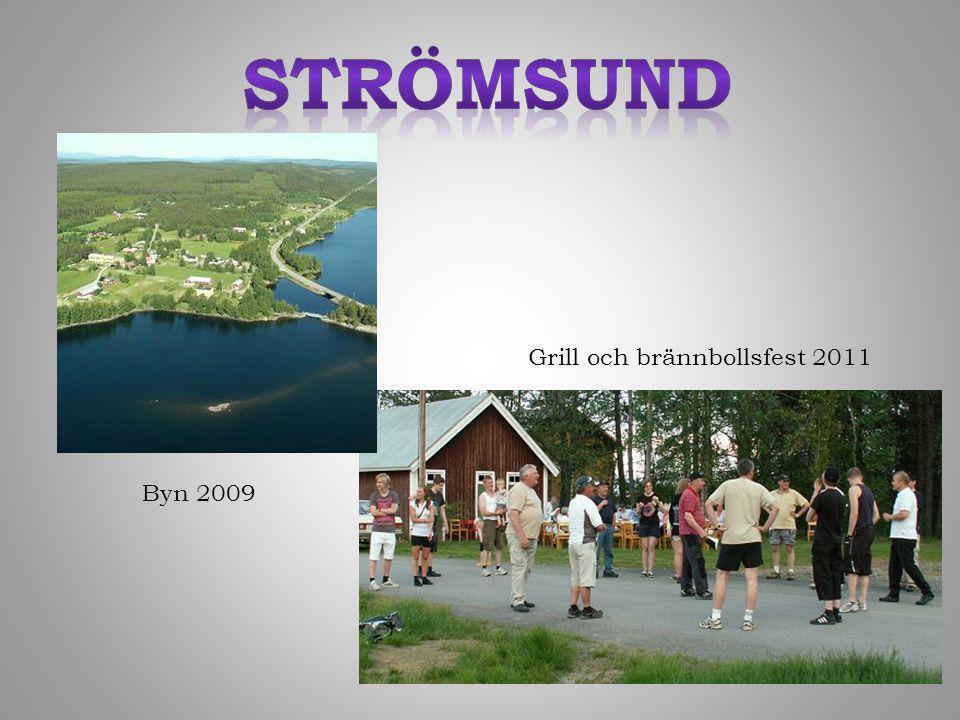 Grill och brännbollsfest 2011 Byn 2009
