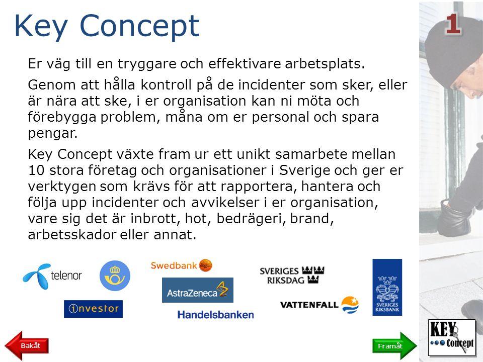 Kontakta oss För att veta mer om hur Key Concept kan hjälpa dig och din organisation att hantera era incidenter, d.v.s.