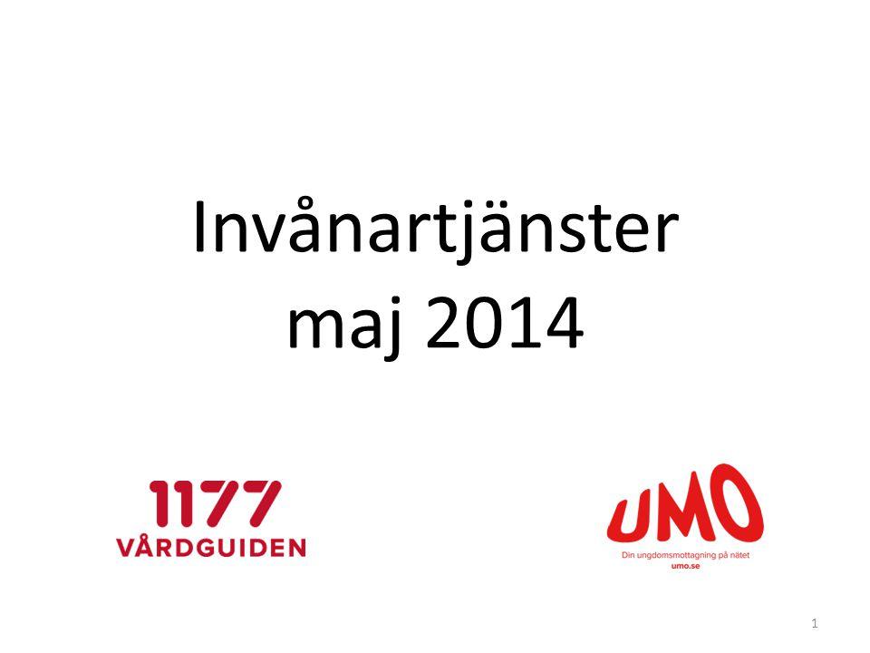 Invånartjänster maj 2014 1