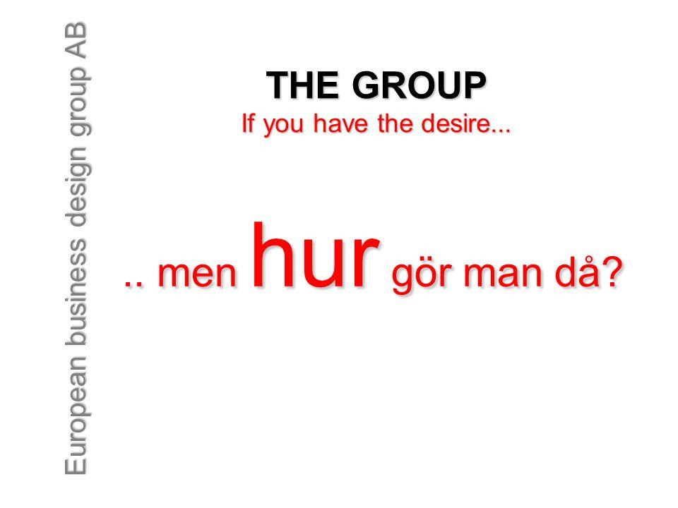 European business design group AB Enskilt – Hur många trianglar är det i bilden.