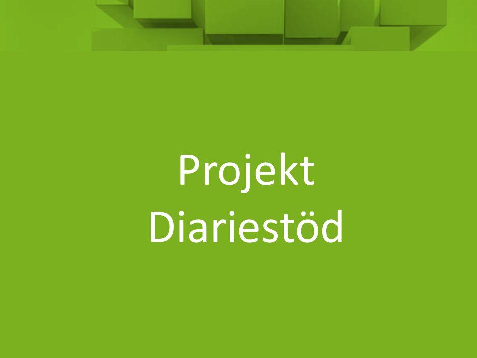 Projekt Diariestöd