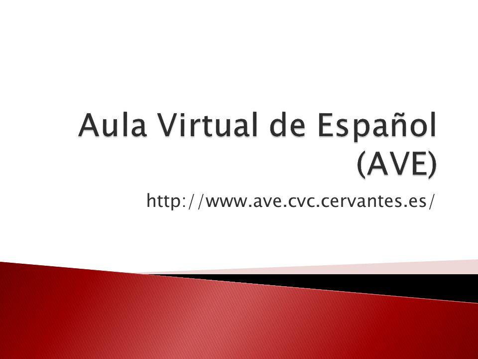 http://www.ave.cvc.cervantes.es/