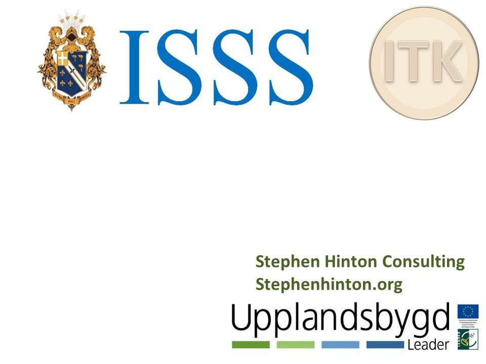 Stephen Hinton Consulting Stephenhinton.org