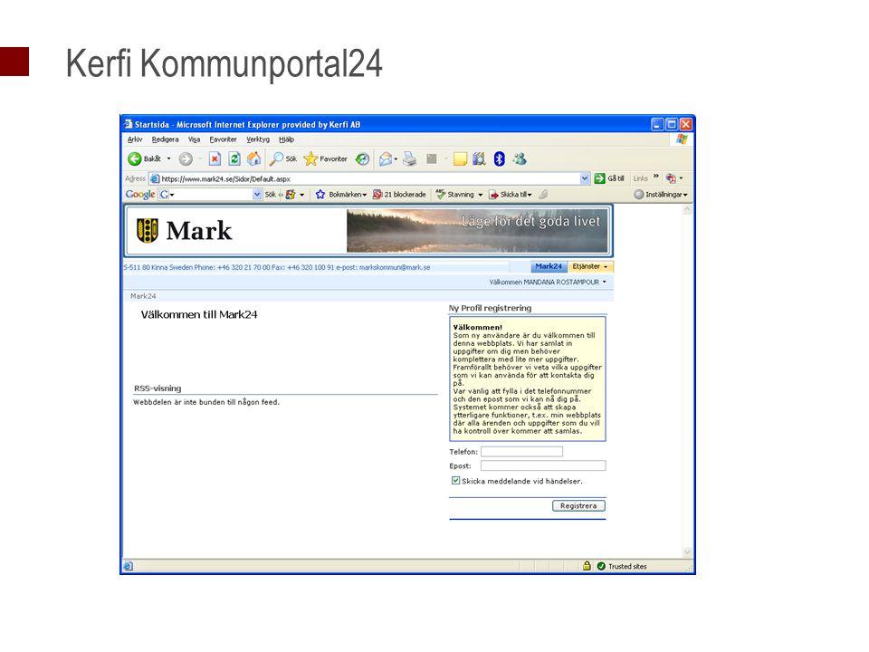 Kerfi Kommunportal24