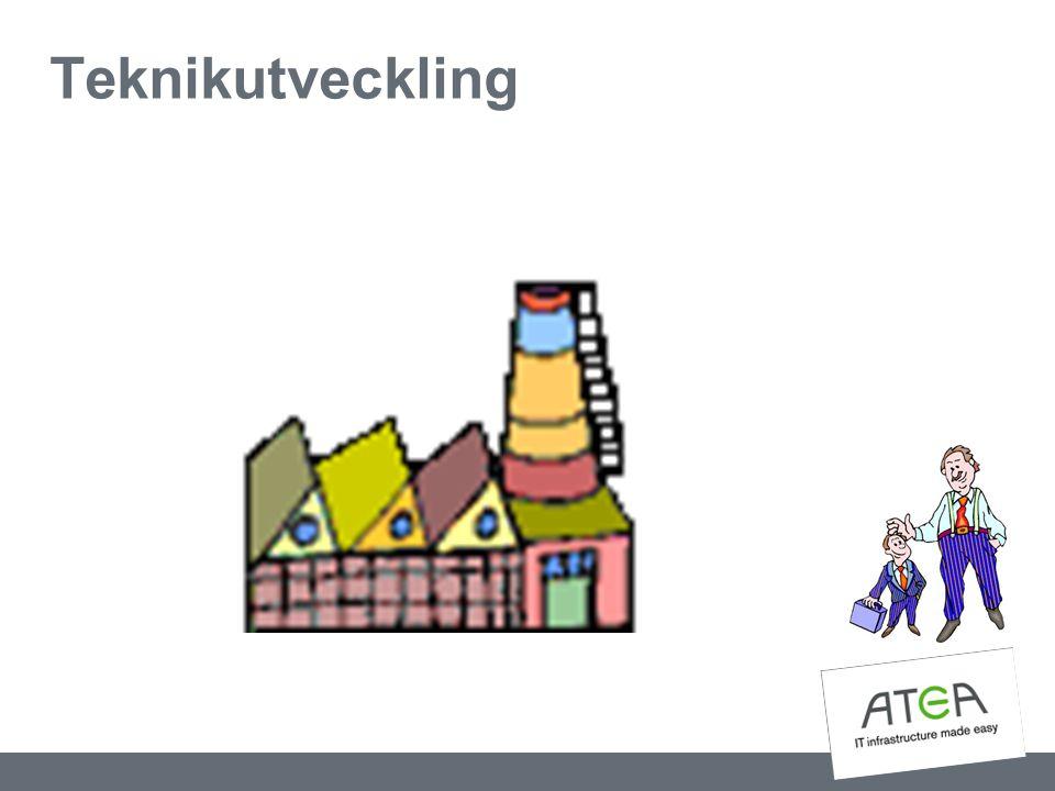 Mobilitet Säkerhet Konsolidering och virtualisering Funktion och standardisering Konvergens Teknikutveckling Trender i IT-marknaden 2006 CS hösten 2005