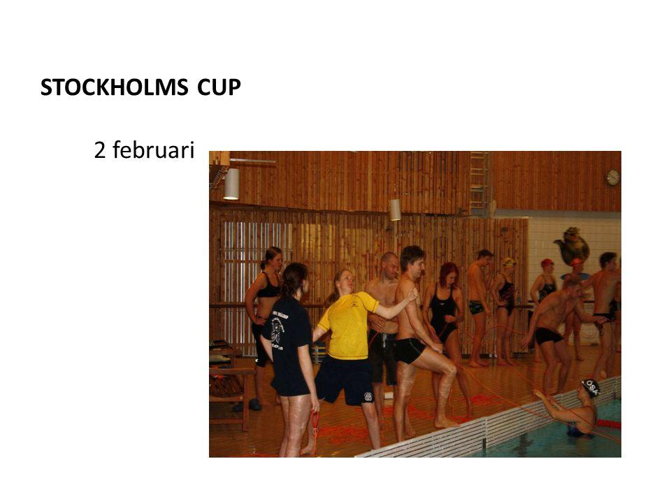 STOCKHOLMS CUP 2 februari