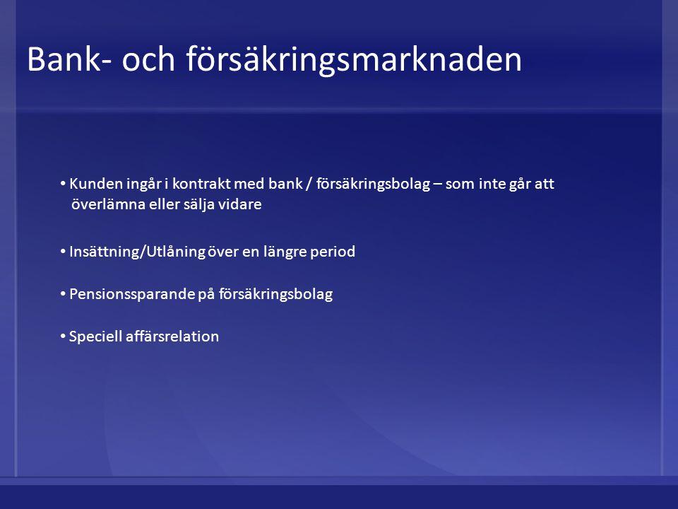 Finansmarknadens roll Betalningar mellan hushåll, företag och offentlig sektor samt mellan Sverige och andra länder Låna/spara och välja riskgrad Svensk finansmarknad påverkas av: - Den globala marknaden - Riksbankens räntepolitik - Finans- och näringspolitik, d.v.s.