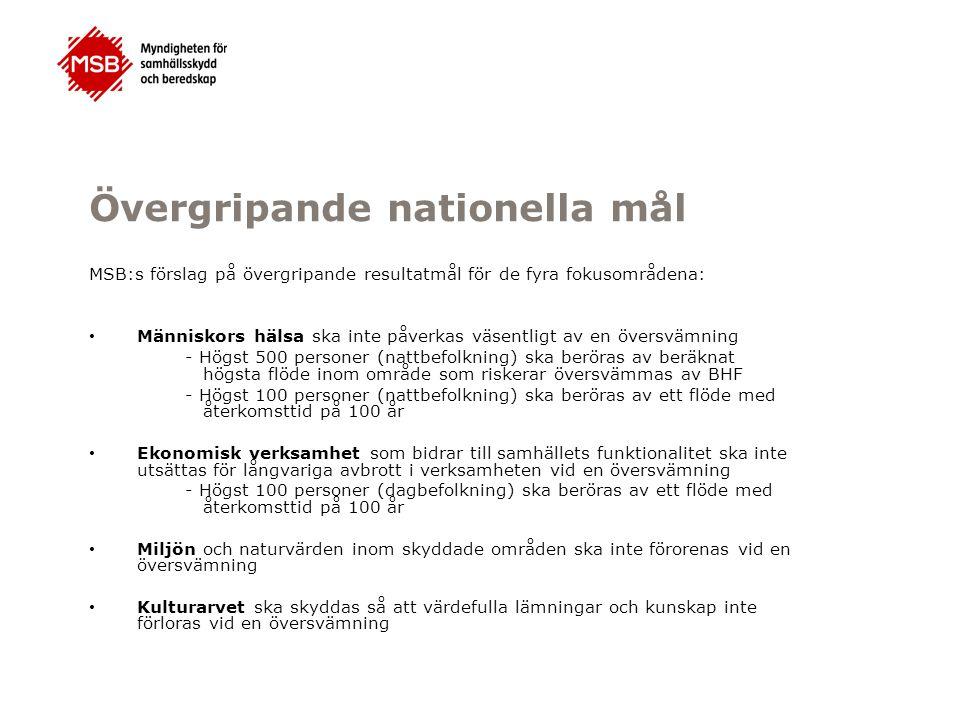 Exempel på målformulering i Finland