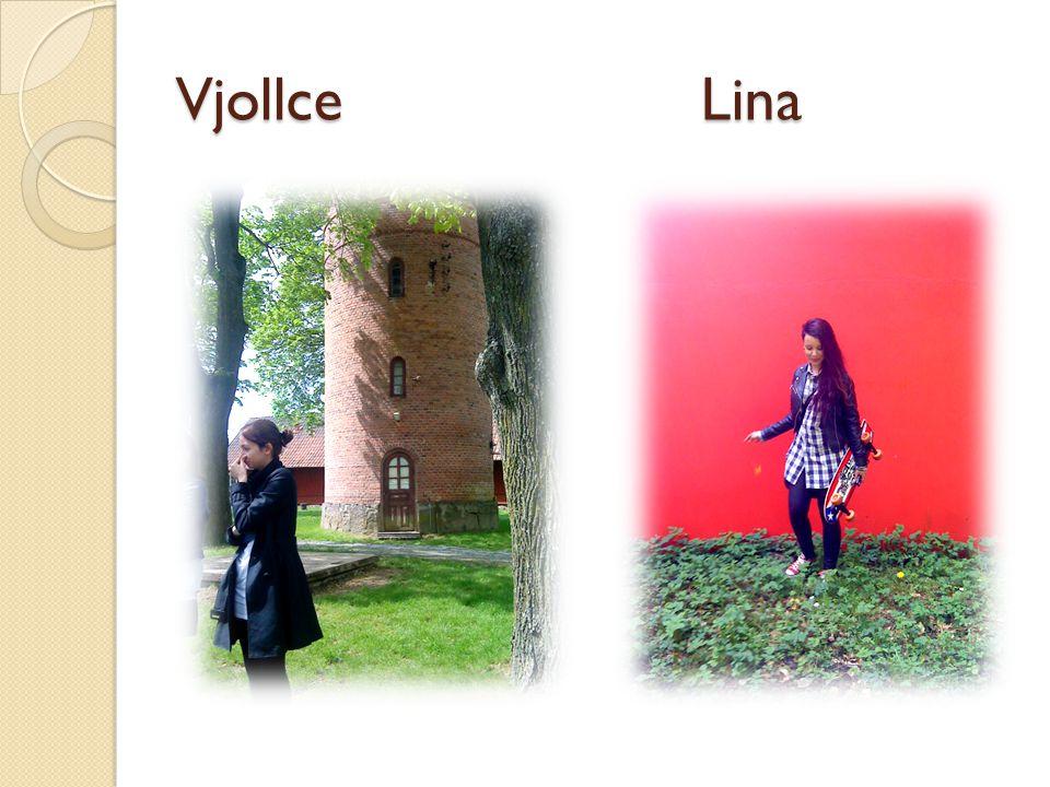 Vjollce Lina