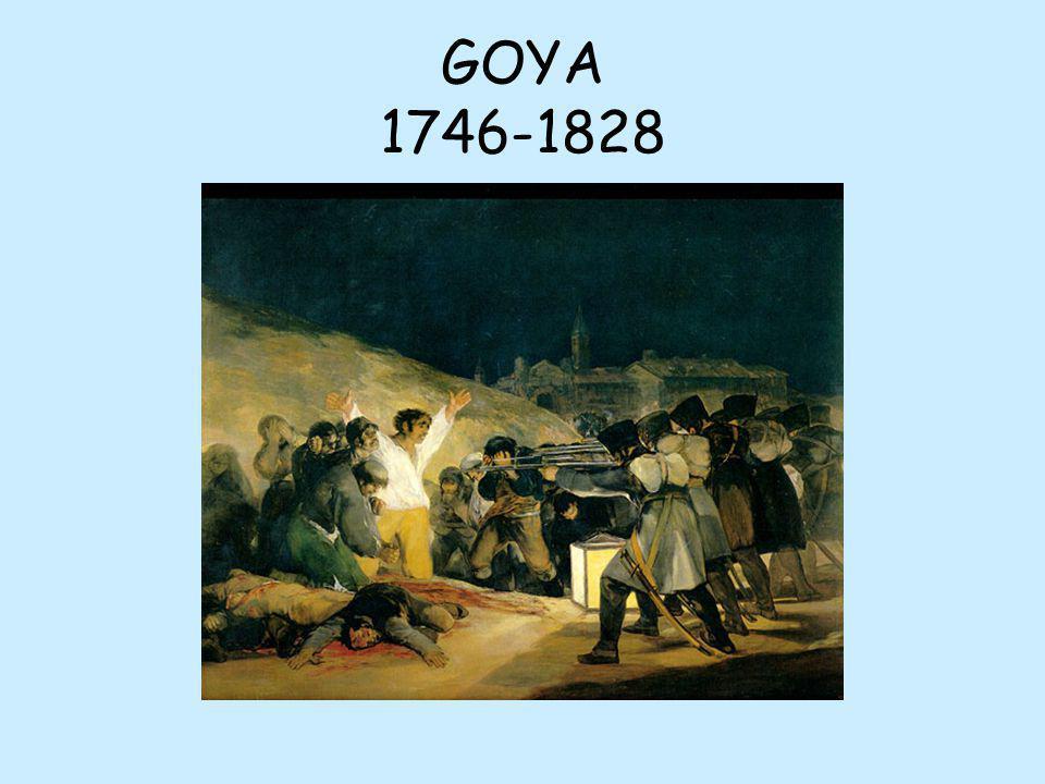 GOYA 1746-1828