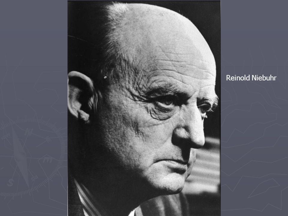 Karl Barth (1886-1968) Reinold Niebuhr