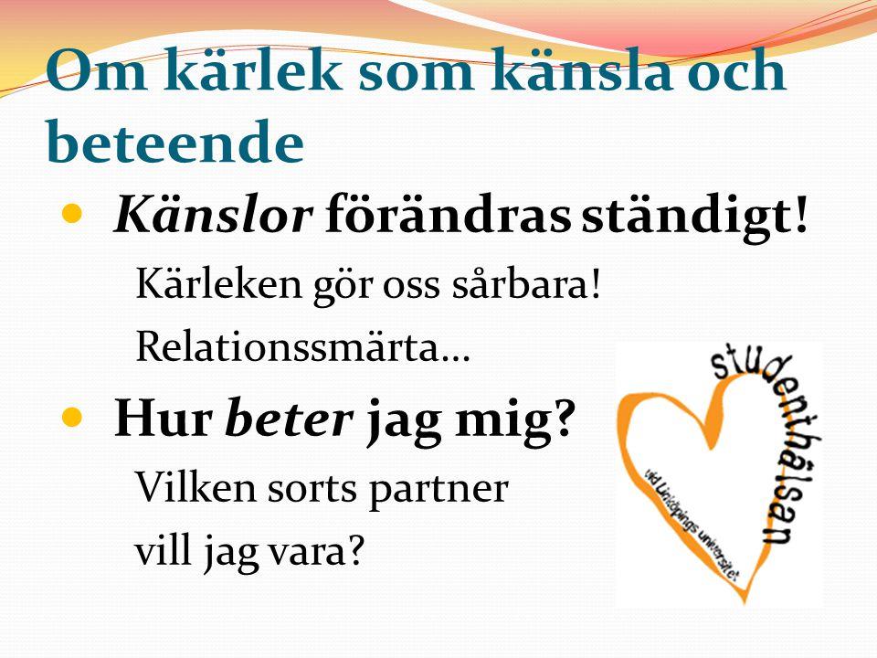 LOVE L åta det passera O rka öppna sig V ärdesätta, värdefölja E ngagera sig R Harris: Kärlekens ACT