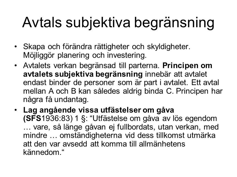 NJA 1965 s.204 En privatperson hade köpt en dammsugare enligt avbetalningskontrakt.