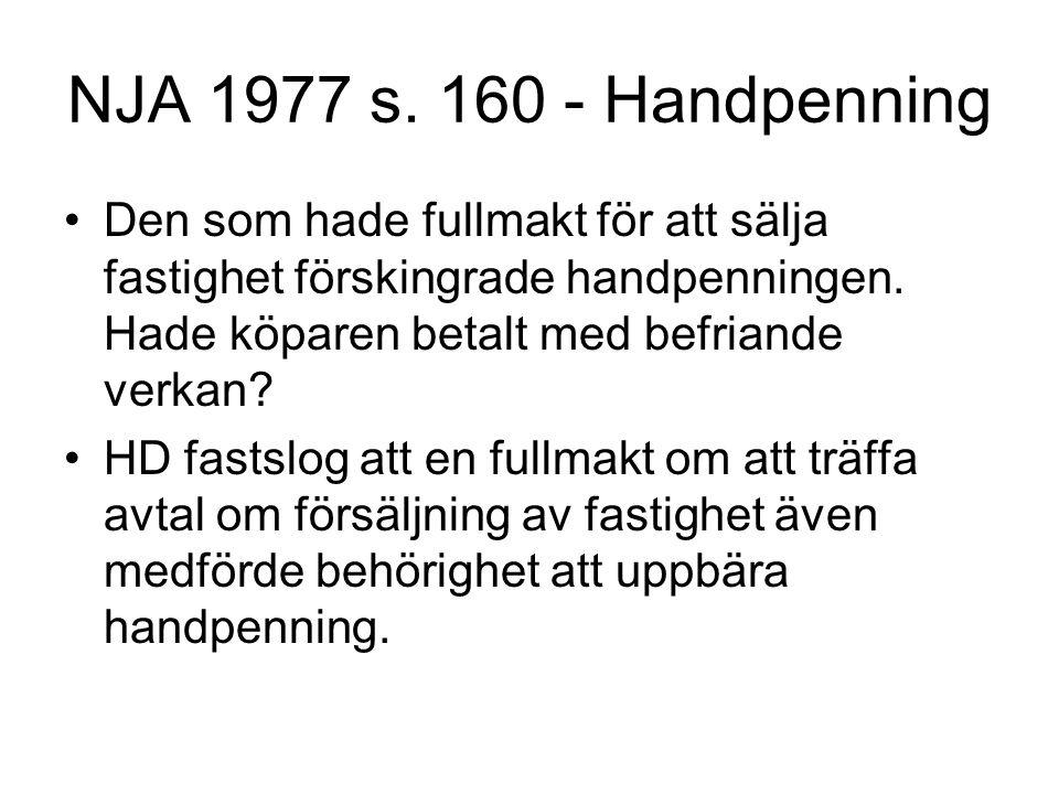 NJA 1977 s.