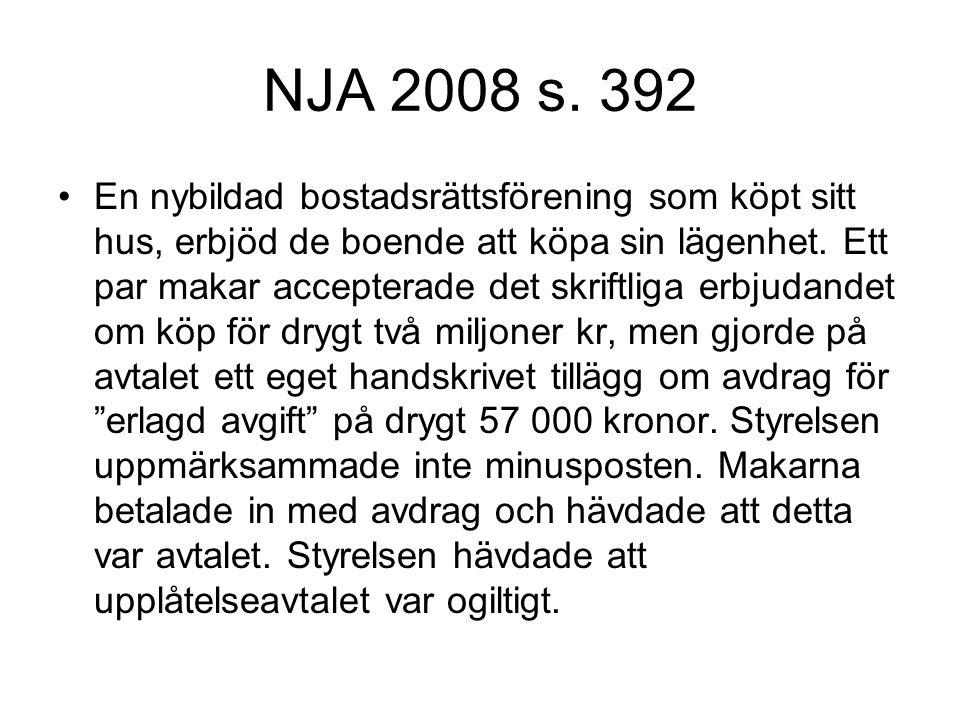 NJA 2008 s.