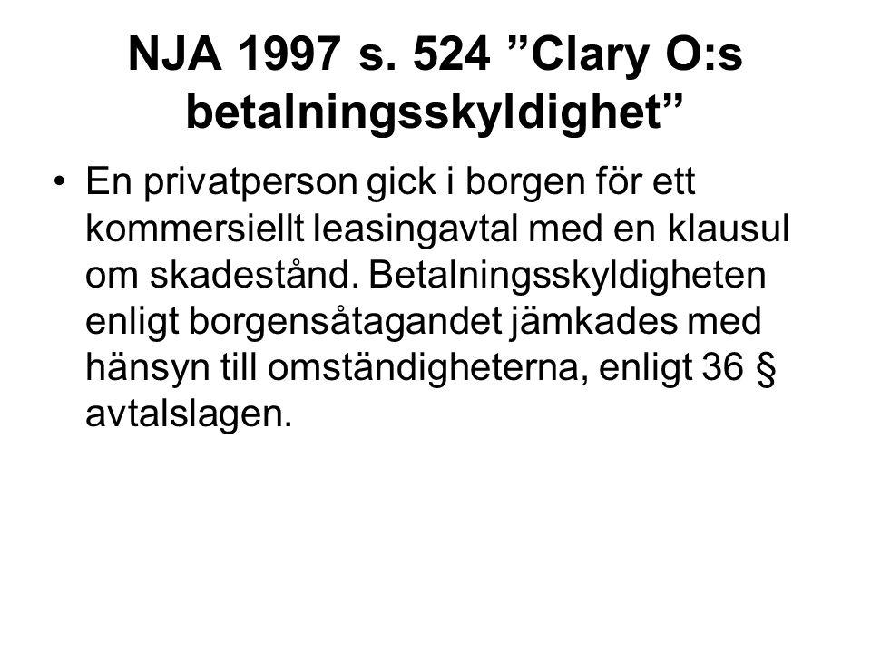 NJA 1997 s.
