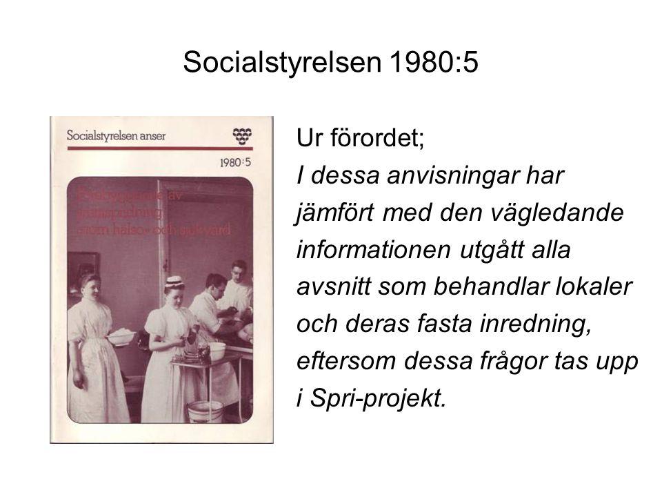 Sjukvårdens och socialvårdens planerings- och rationaliseringsinstitut; Spri.