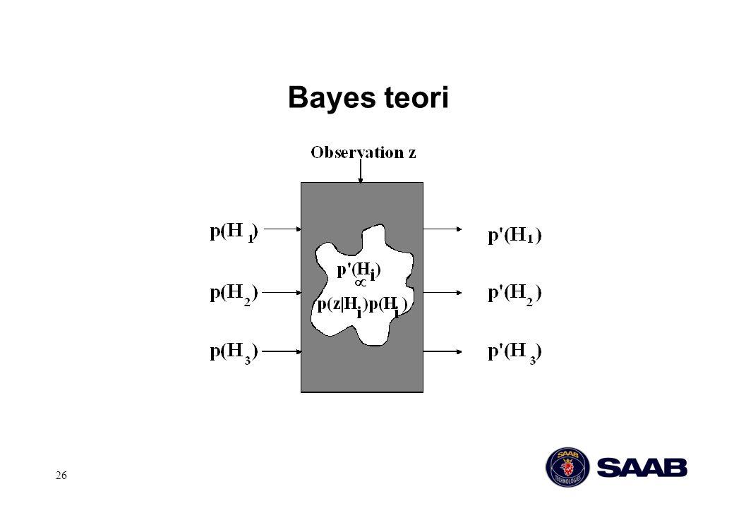 26 Bayes teori
