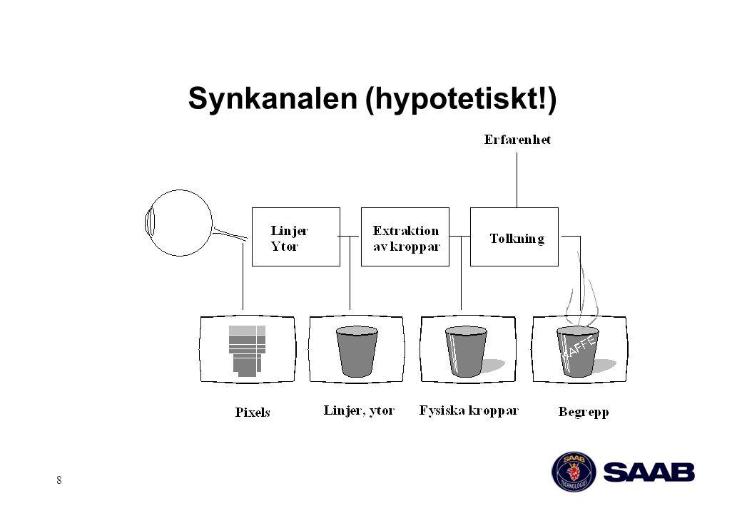8 Synkanalen (hypotetiskt!)