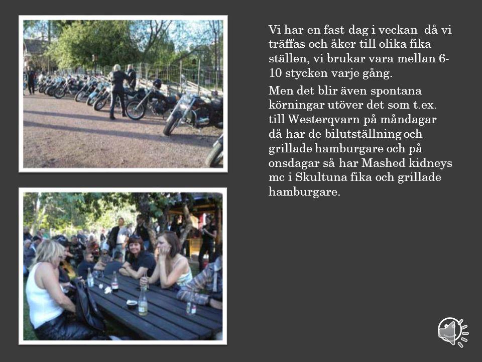 I början på maj så anordnade SMC Västmanland en avrostningskurs bara för tjejer, vi fick träna på grunderna i körningen så som slalom, bromsning, gara