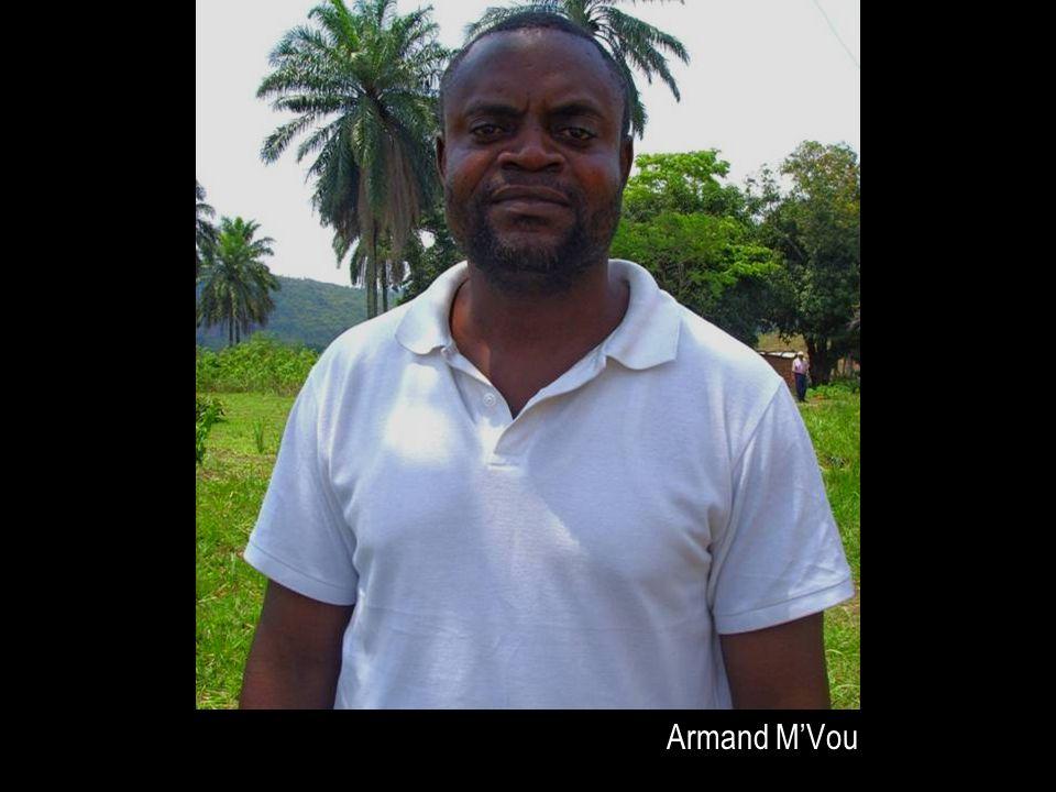 Armand M'Vou