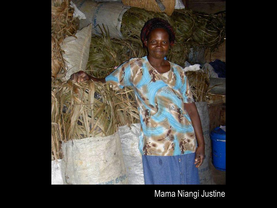Mama Niangi Justine