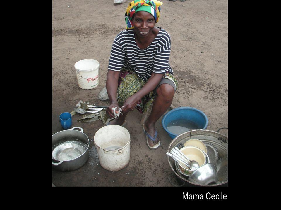 Mama Cecile