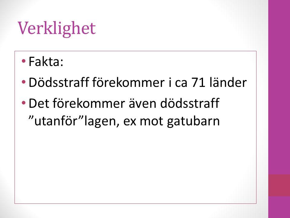 …forts… Sker förföljeser över hela världen, även Sverige. (?)