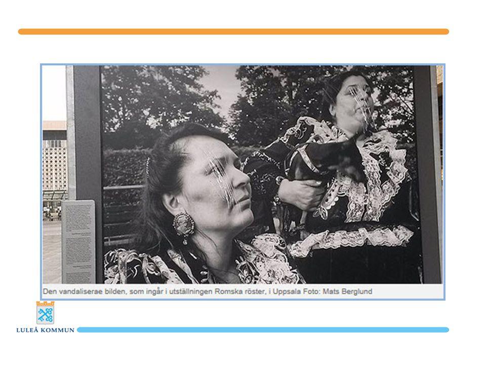 Hälsa Ökade förutsättningar för romer till god hälsa genom riktade insatser.
