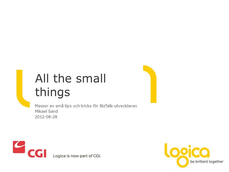 © Logica 2012. All rights reservedNo. 2 Logica och CGI