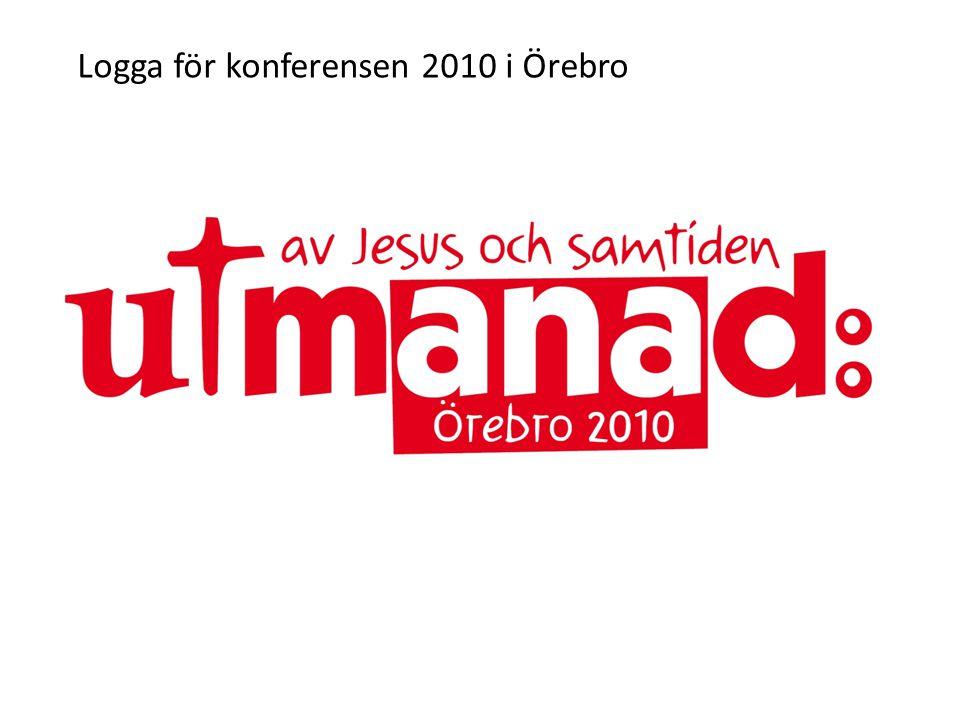 Logga för konferensen 2010 i Örebro