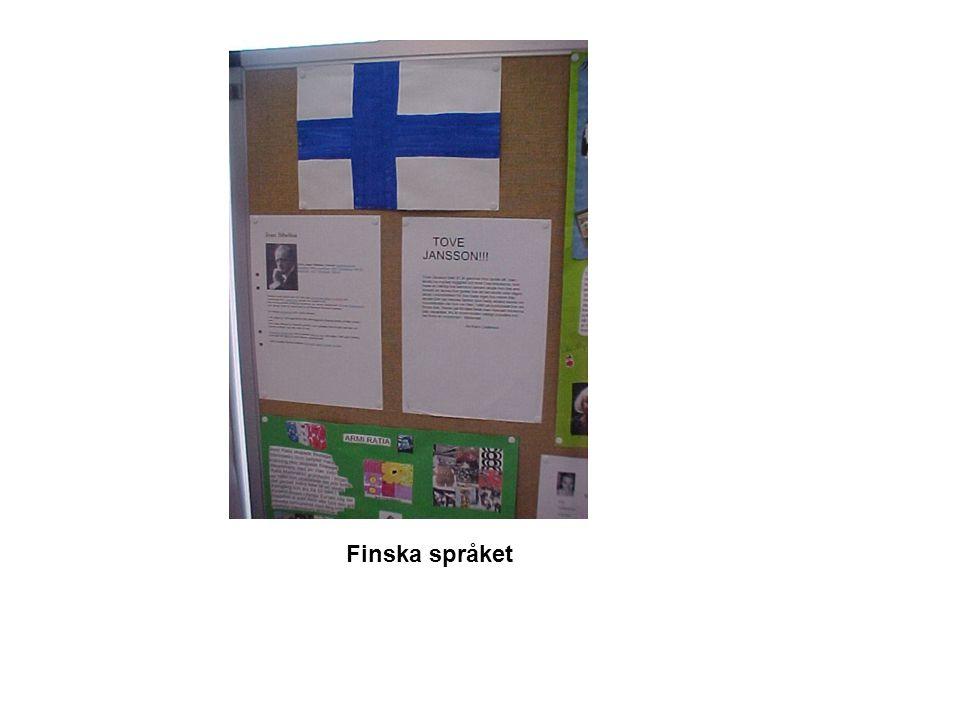 Finska språket