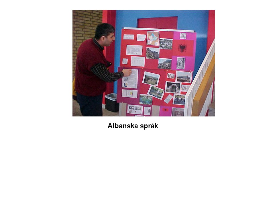 Albanska språk