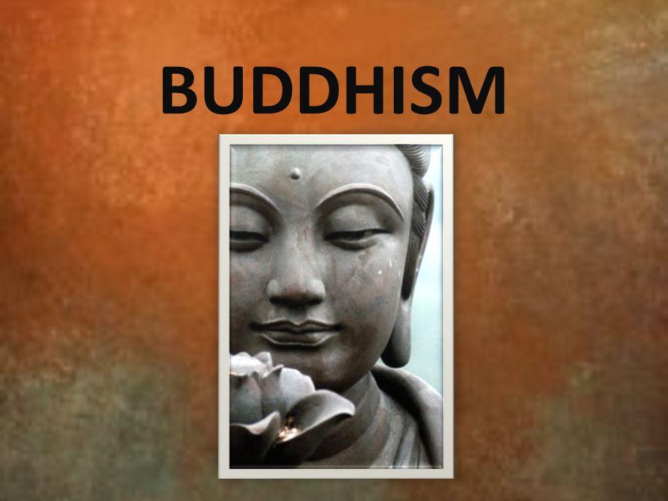 Allt började med..Siddharta Gautama föds 500 f.Kr Varför finns det lidande i världen.