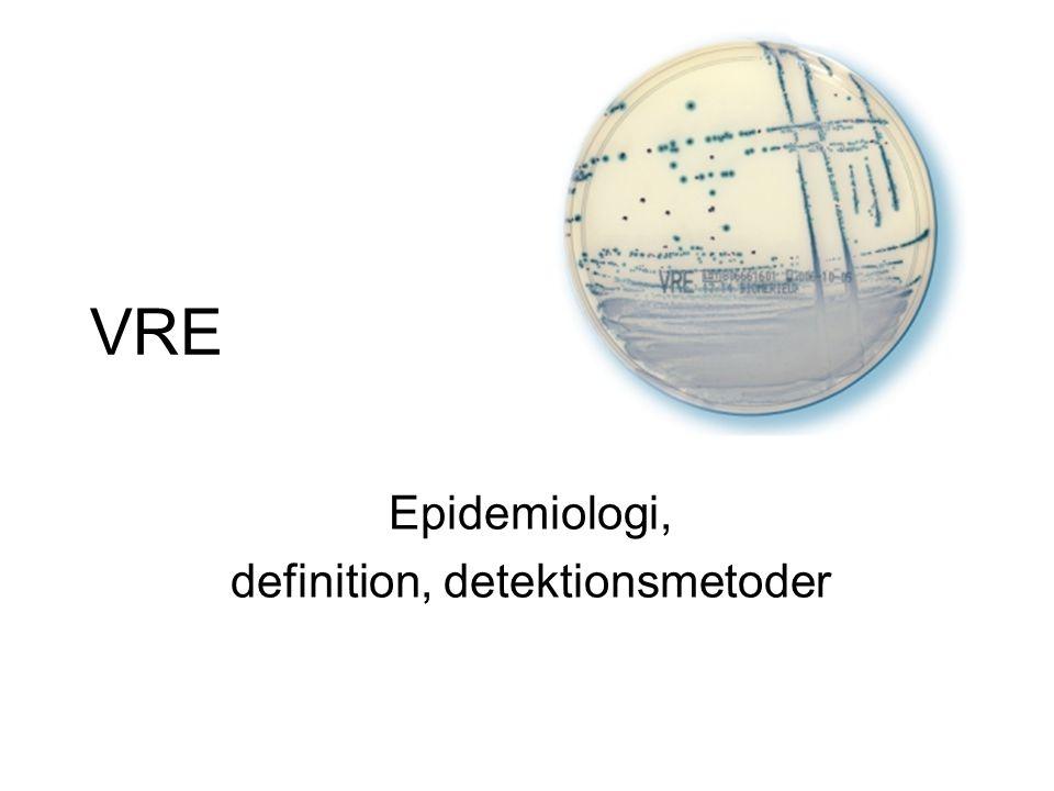MRSA Epidemiologi, risker