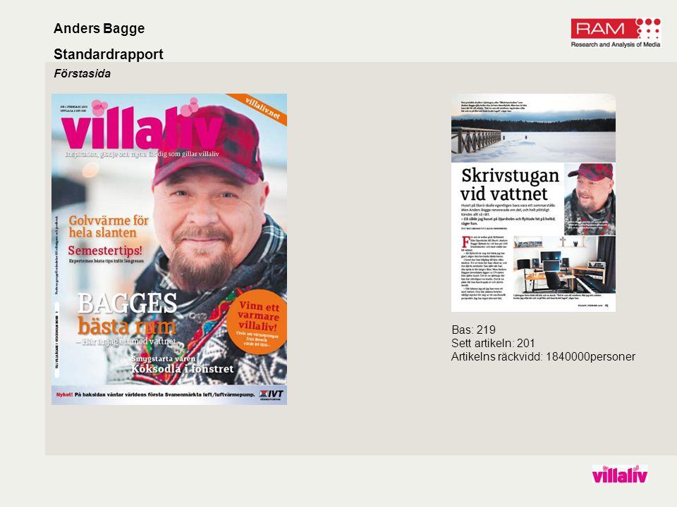 Anders Bagge Läst tidigare 1 Samtliga.2 M/1. 3 K/2.